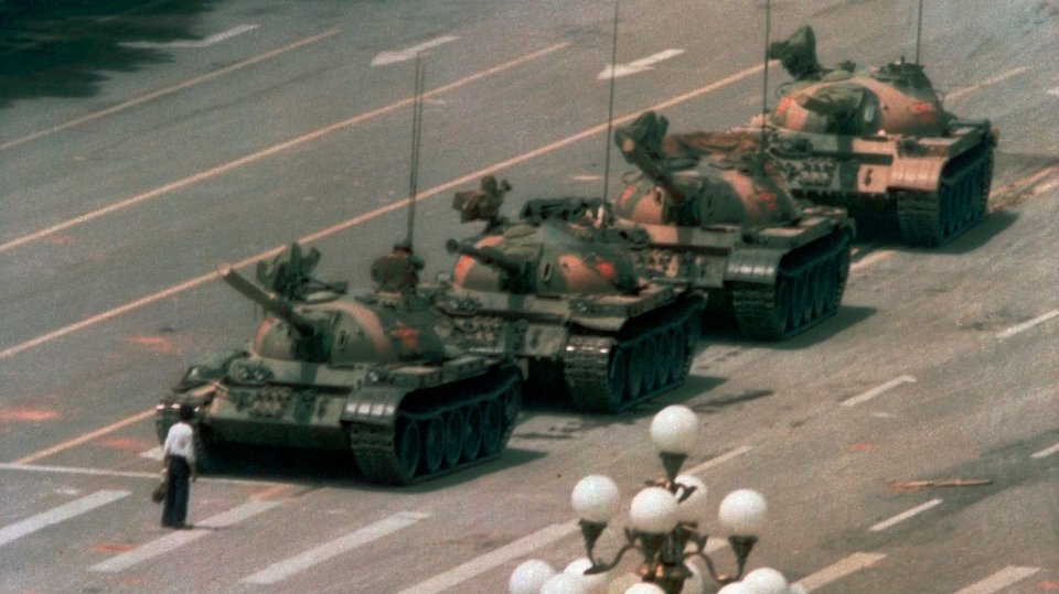 30 Years After Tiananmen, 'Tank Man' Remains an Icon and a Mystery - The  New York Times