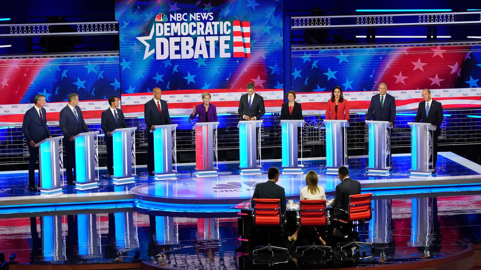 Democratic Debate Live Updates If Elected What Would