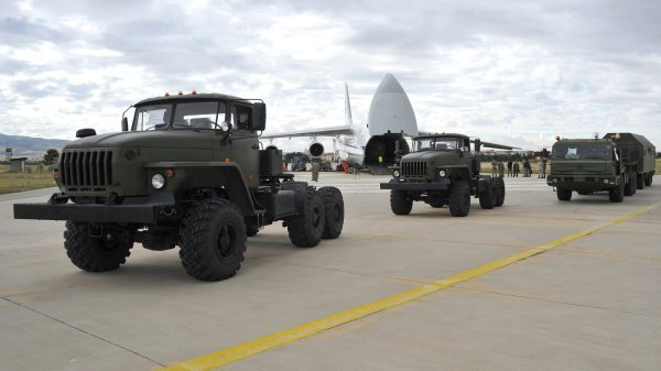 What Is the S-400? The Russian Missile System in Turkey ...