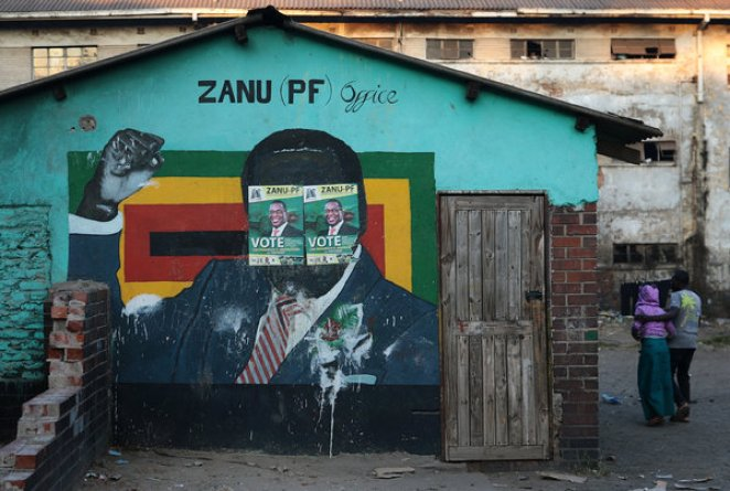 Mr. Mnangagwa and his party won presidential and parliamentary elections last July. But an international election monitoring team, jointly led by two American democracy watchdogs, found that the polls were not free and fair.