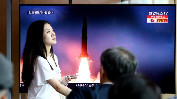 North Korea Accuses U.S. and South of 'Inciting Military ...