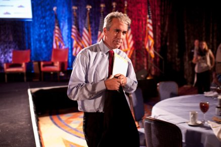 Joe Walsh, a Tea Party conservative who served one term in the House, went from staunch Trump supporter to acerbic critic.