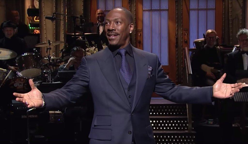 Eddie Murphy Returning to Host 'Saturday Night Live' - The New York Times