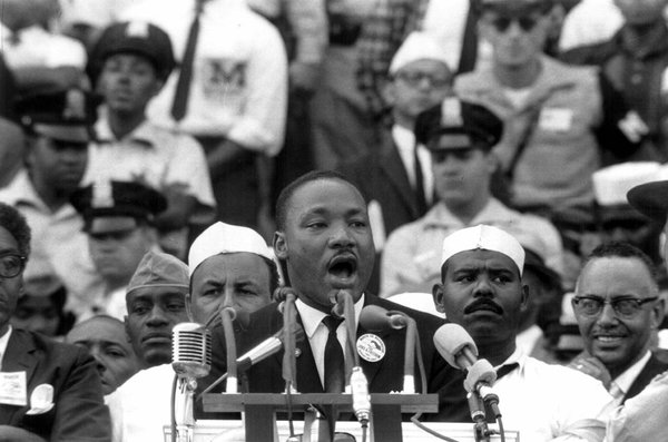 martin luther king i have a dream # 11