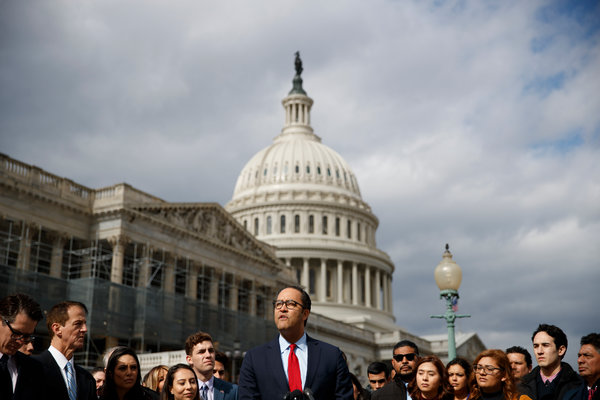 Representative Will Hurd is one of several Texas Republicans not seeking re-election in 2020.