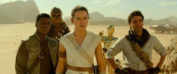 Image result for star wars film rise of skywalker costume design