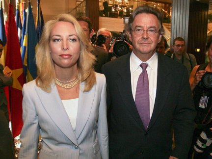 Mr. Wilson and Ms. Plame arrived for a news conference at the National Press Club in Washington in 2006.