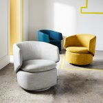 Shopping For Swivel Chairs The New York Times