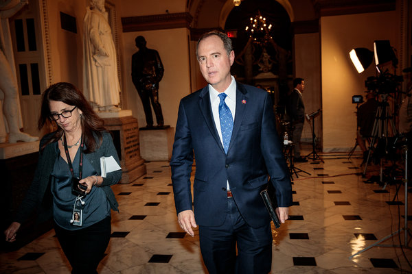 Opinion | Adam Schiff Is the Right Man for the Moment ...