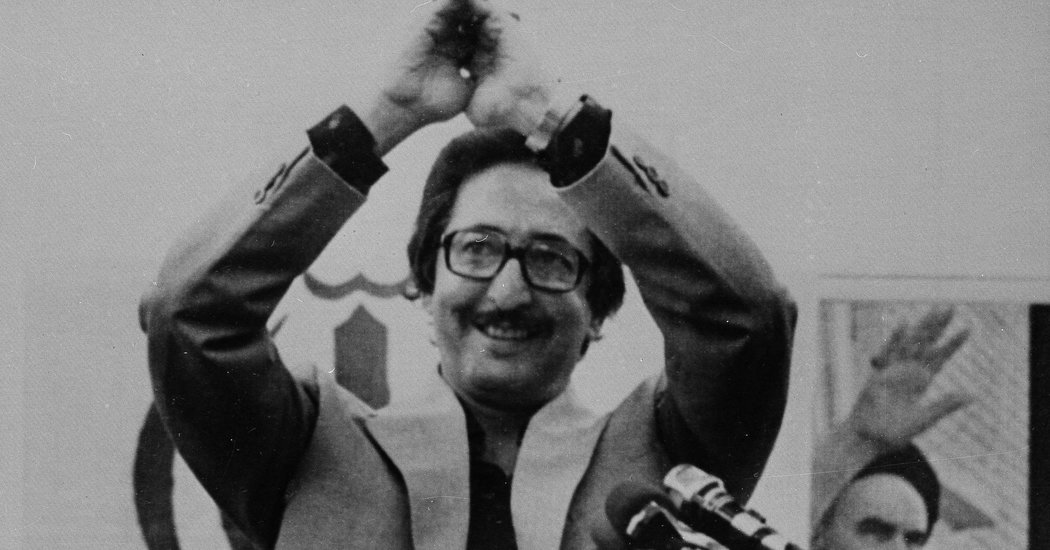 , Abolhassan Bani-Sadr, Former Iranian President, Dies at 88, The Habari News New York