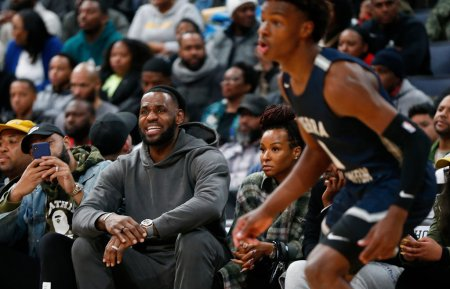 Is it LeBron James' Aim to Play with son Bronny Play Together in the NBA?