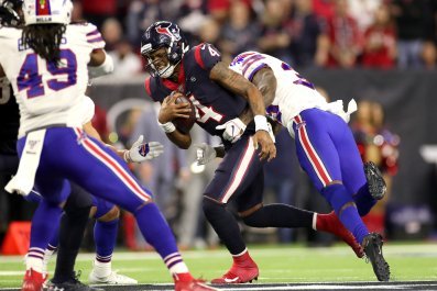 Texans Complete Comeback, Beating the Bills in Overtime - The New York Times