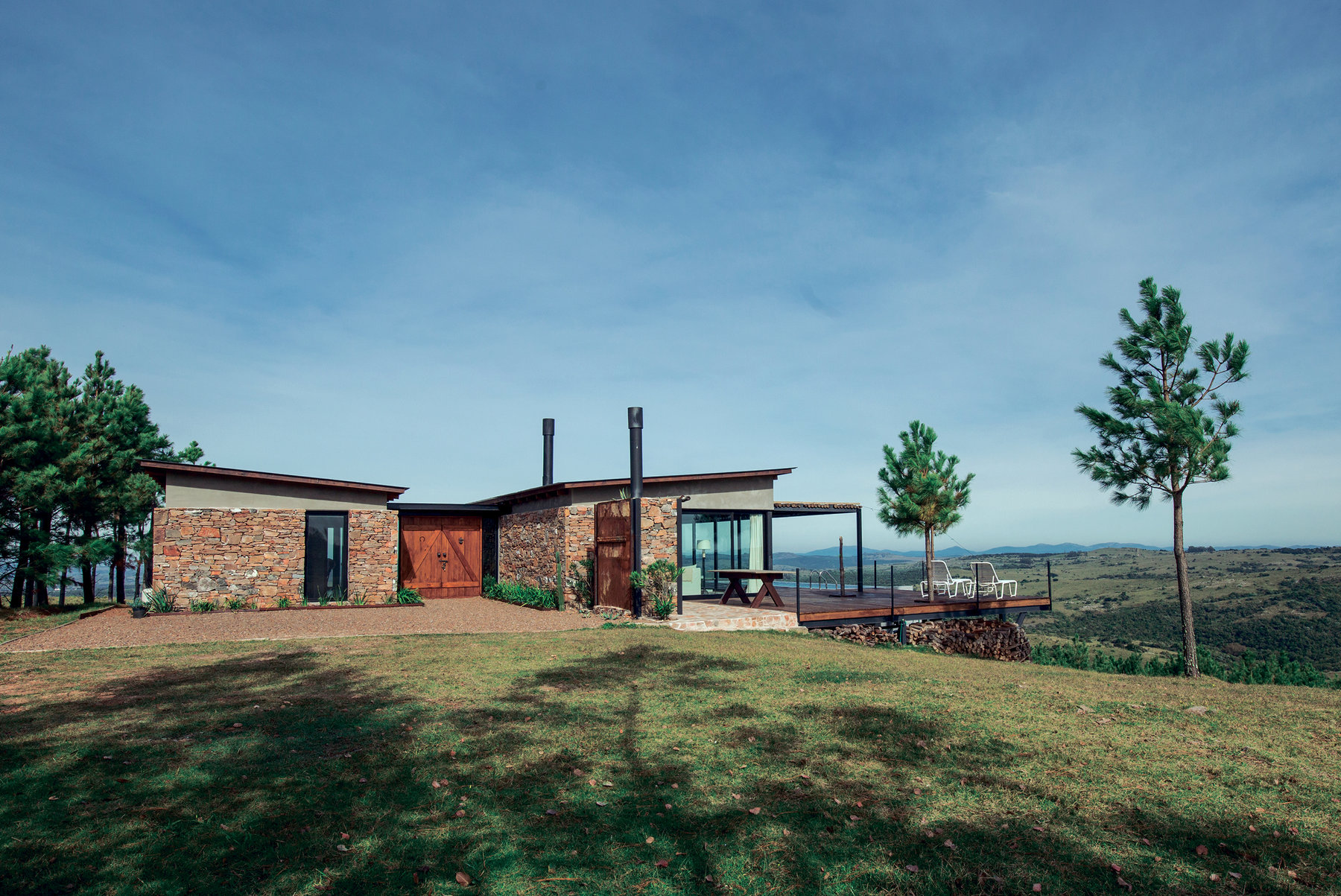 House Hunting In Uruguay A Modern Ranch On 12 Acres For 390 000 The New York Times