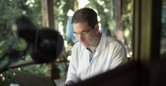Glenn Greenwald Charged With Cybercrimes in Brazil