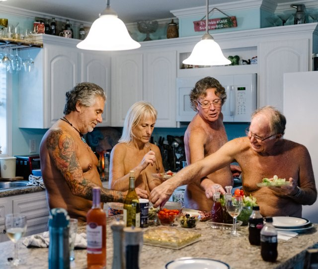 The Joy Of Cooking Naked The New York Times