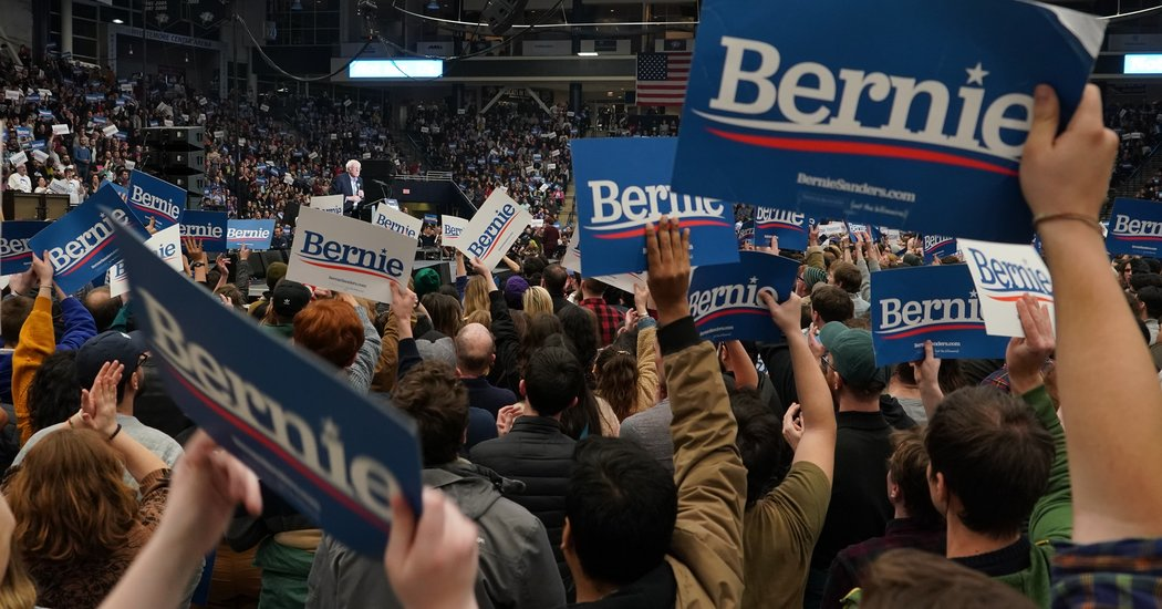 Bernie Sanders Is on the Rise. But How High Can His Numbers Go?