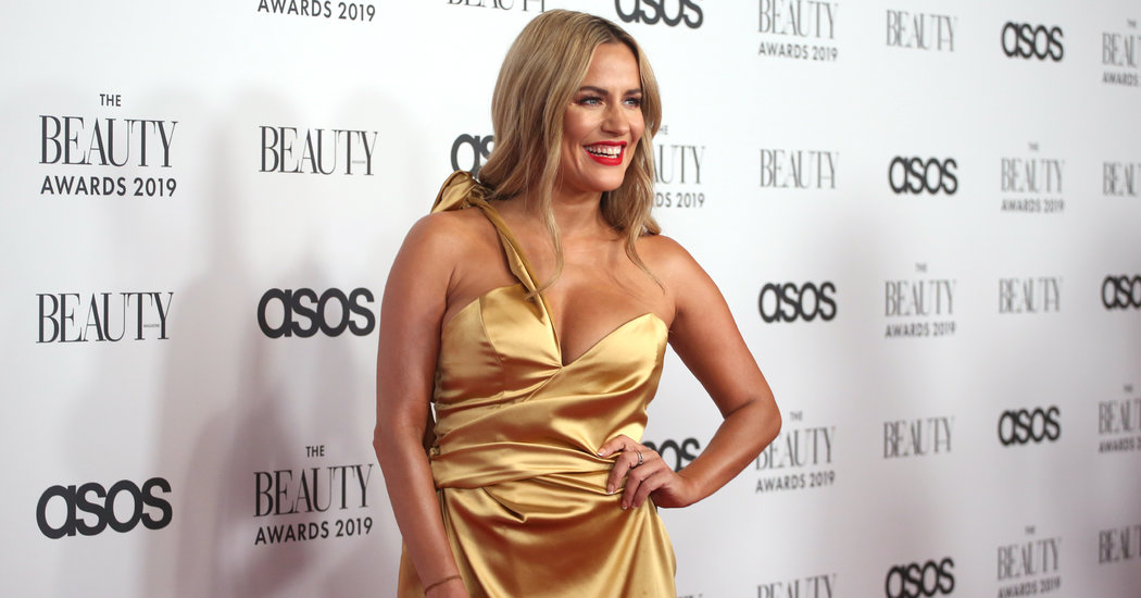 Caroline Flack, Who Hosted Love Island, Dies by Suicide at 40