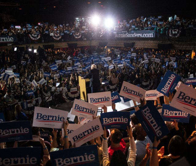 Takeaways From The Nevada Caucuses The Big One Sanders Takes