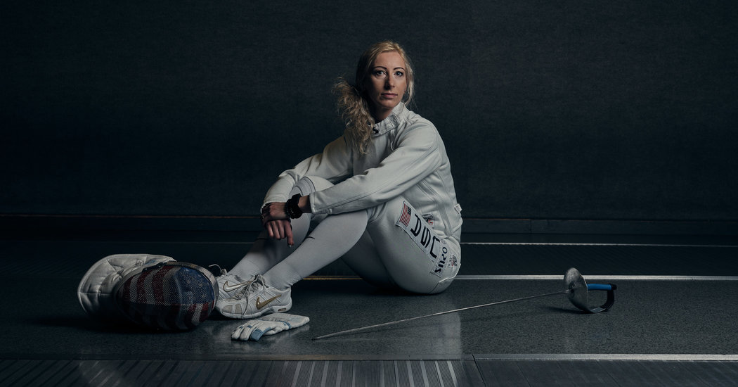 A Polish Olympian who has decided to join Team U.S.A. Things have become bad.