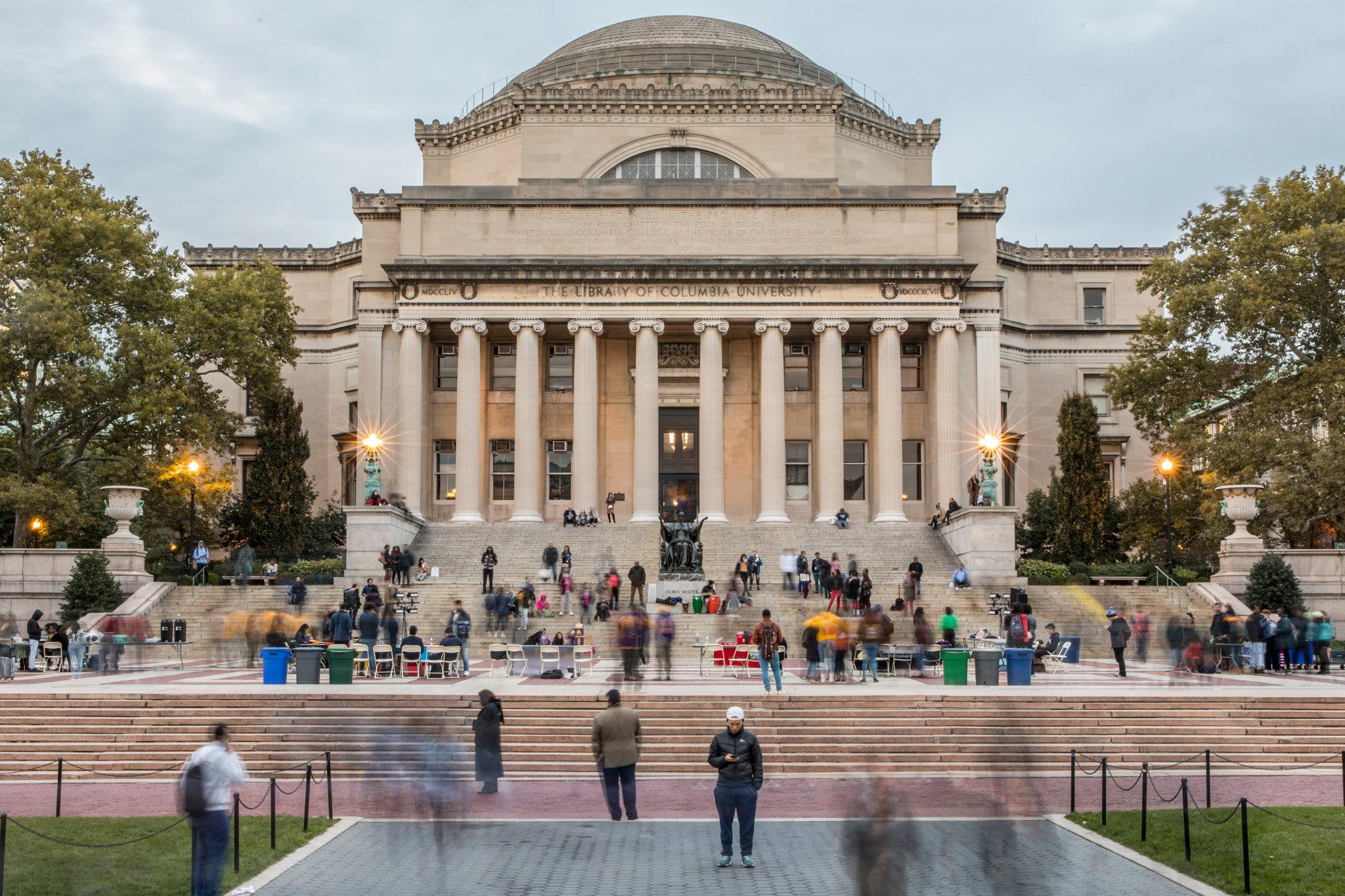 universitas terbaik di amerika - Columbia University