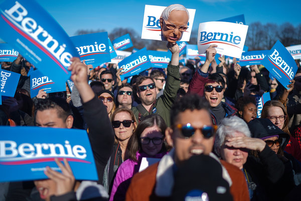 Mr. Sanders inspired the modern progressive movement and electrified a legion of loyal supporters.