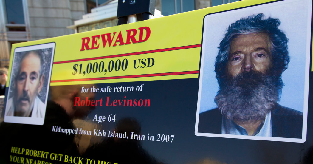 Ex-F.B.I. Agent Who Vanished on C.I.A. Mission to Iran Is Likely Useless, U.S. Concludes