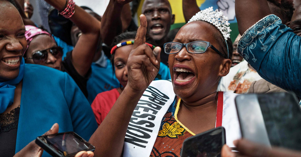 'I Refuse to Be Repentant': The Woman Challenging Uganda's Ruler