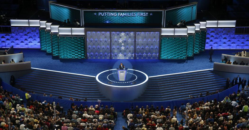 Democrats Postpone Convention Until August Because of Coronavirus
