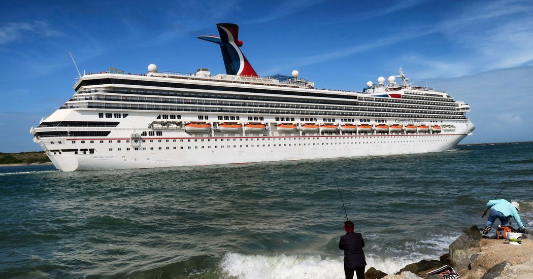 Cruise Lines Were Shut Out of the Coronavirus Stimulus. Here's Why