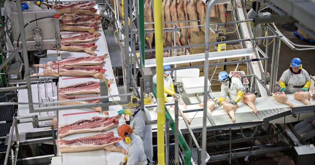 The Food Chains Weakest Hyperlink: Slaughterhouses