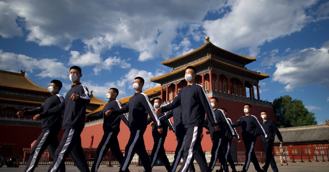 U.S. to Expel Chinese Graduate Students With Ties to Chinas Military Schools