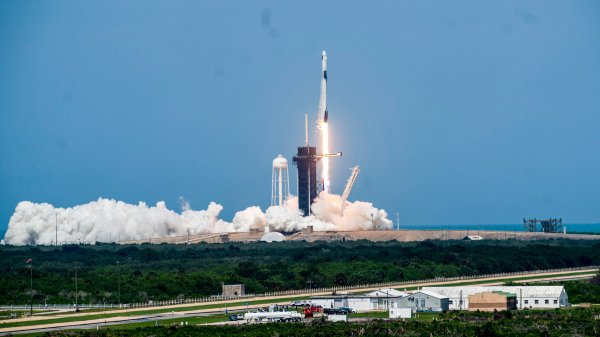 SpaceX Launch: Highlights From NASA Astronauts' Trip to ...