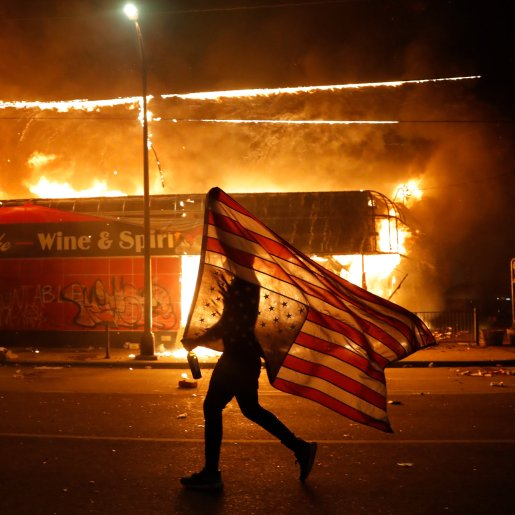Opinion   The Case Against Riots - The New York Times