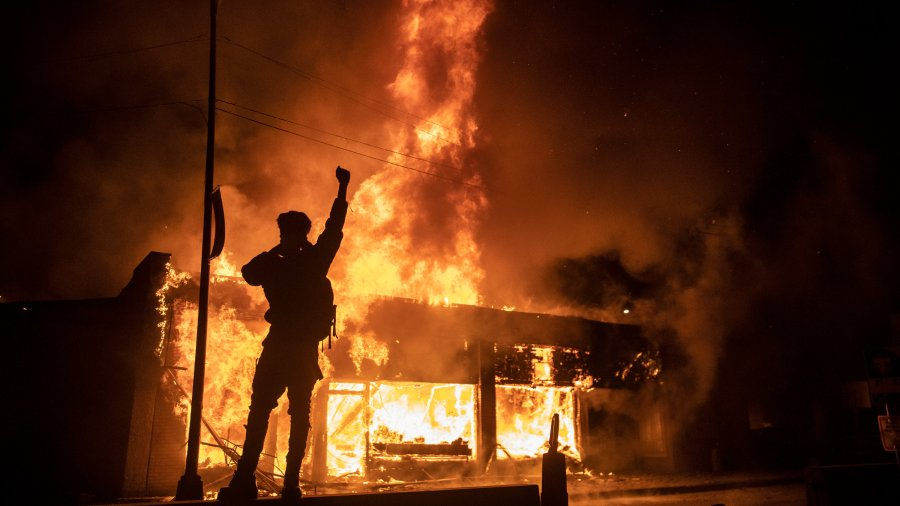 Absolute Chaos' in Minneapolis as Protests Grow Across U.S. - The ...