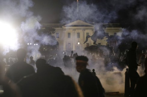 Washington Braces for Another Night of George Floyd Protests - The ...