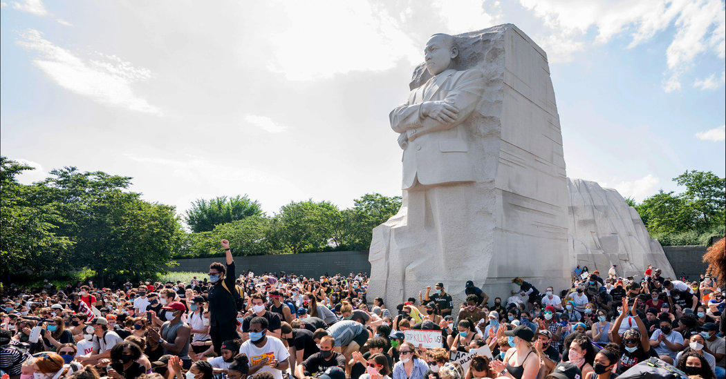Why Black Lives Matter Has New Momentum