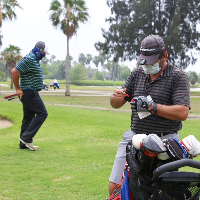 Golf Is Back So Are Scoring Squabbles