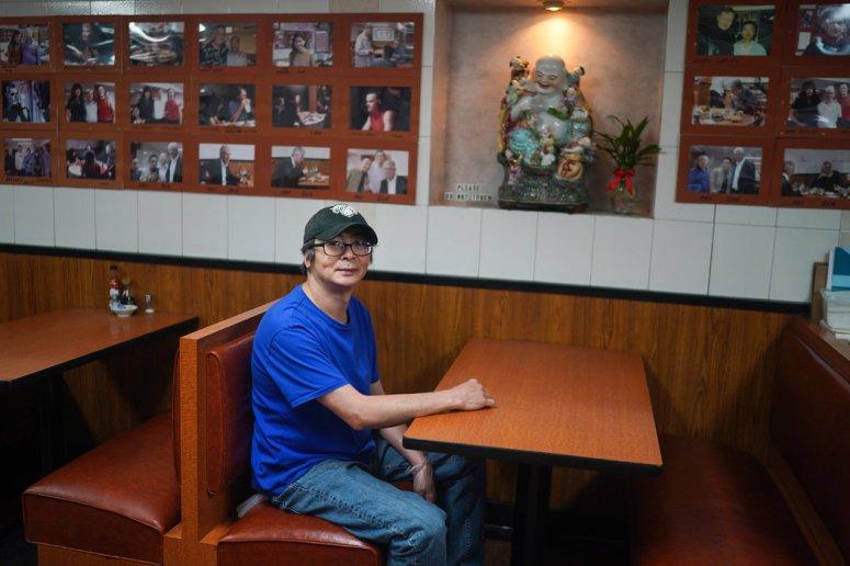 合记的老板彼得·李说,他明白为什么有些企业依赖数字宣传,但他认为这种方法不适合他的餐厅。