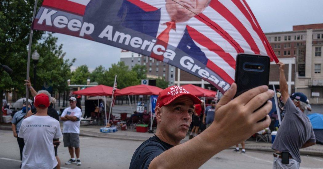 Photo of Court Allows Trump's Tulsa Rally to Go Ahead