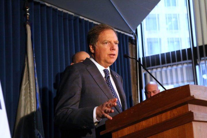 Geoffrey S. Berman, procureur des états-UNIS à Manhattan.