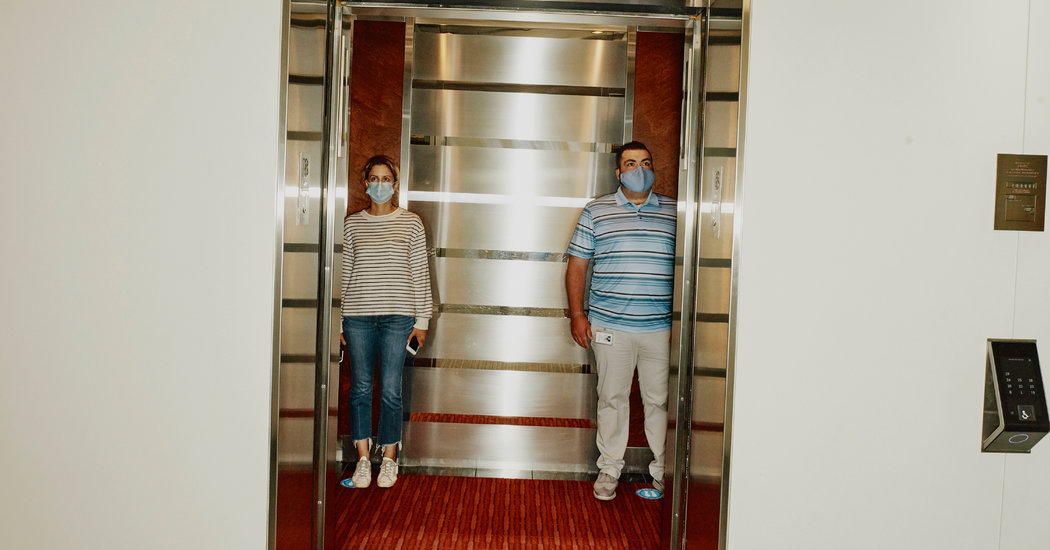 Going Up? Not So Fast: Strict New Rules to Govern Elevator Culture