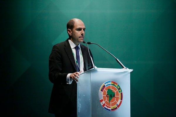 Sergio Jadue, exdirigente de fútbol chileno