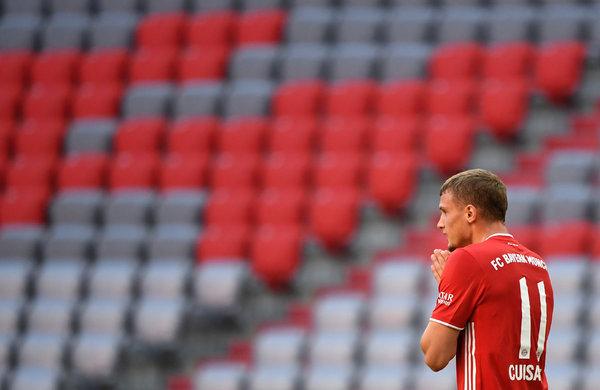 Fans or no fans, Bayern Munich was still the best team in Germany.
