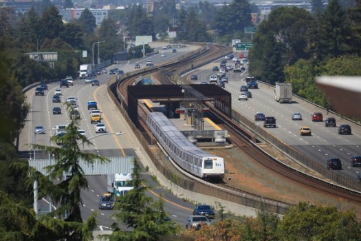 The pandemic has reduced ridership on the Bay Area Rapid Transit system, allowing the agency that runs it to speed improvement plans.