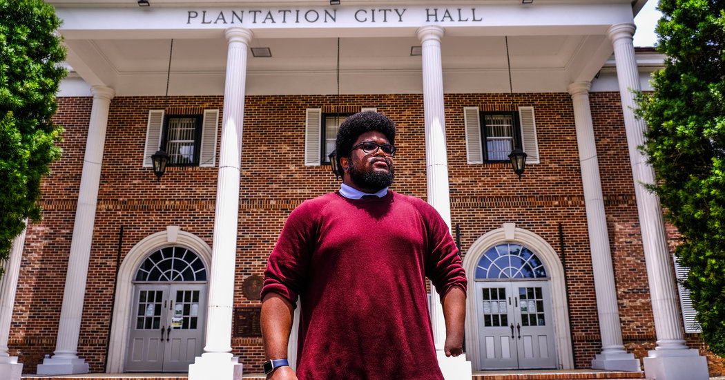 Not a Welcoming Name: Calls to Drop Plantation Gain Steam Nationwide