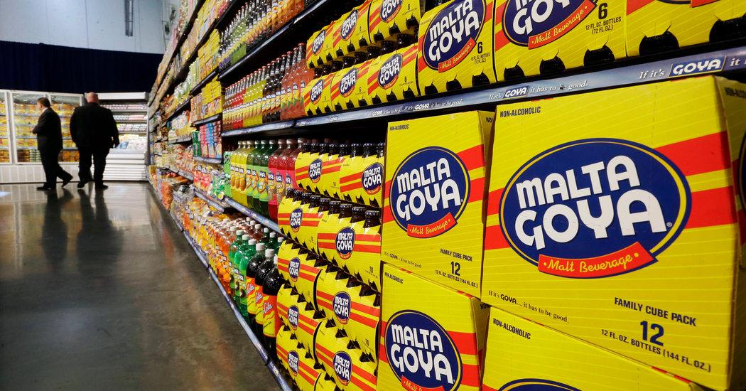 Goya Foods Boycott Takes Off After Its President Praises Trump