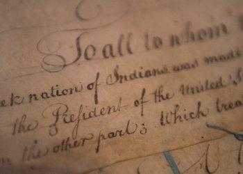 For Oklahoma Tribe, Vindication at Long Last