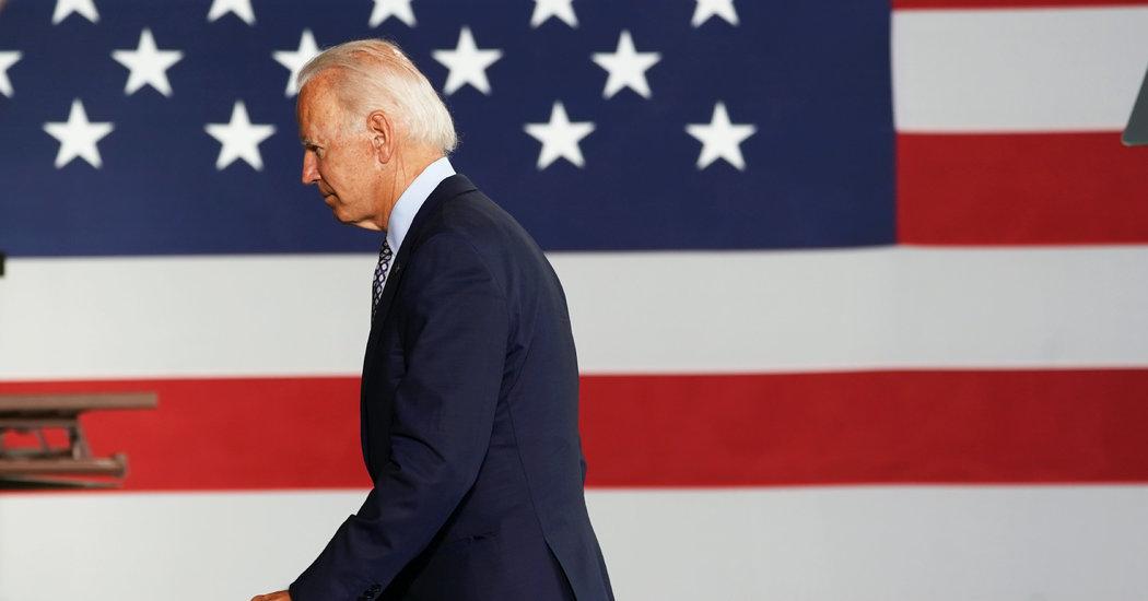 Photo of An Unexpected Struggle for Trump: Defining an Elusive Biden
