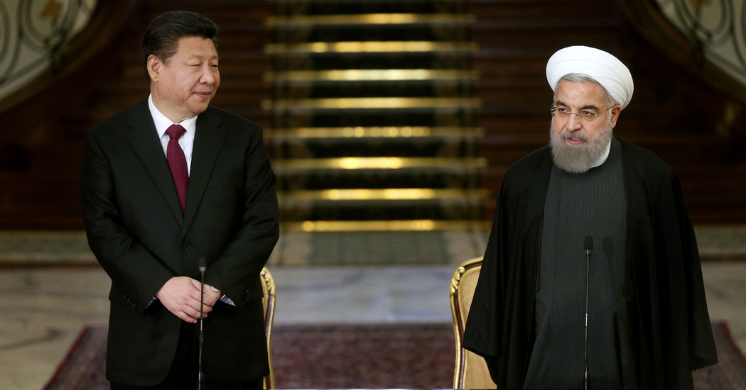 Photo of Defying U.S., China and Iran Near Trade and Military Partnership
