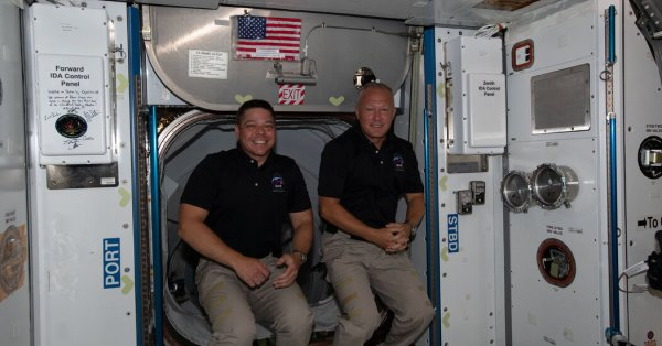 SpaceX Crew Dragon to Bring 2 NASA Astronauts Home - The ...